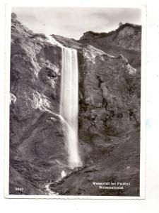 CH 7320 SARGANS SG, Weisstannental, Wasserfall