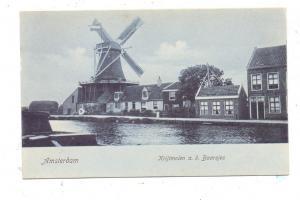 WINDMÜHLE / Mill / Molen / Moulin, Amsterdam, Krijtmolen, Trenkler, 1905