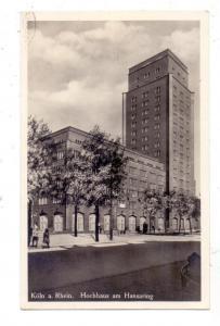 5000  KÖLN, Hansaring, Hochhaus, 1929