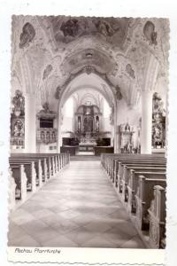 8213 ASCHAU, Pfarrkirche, Innenansicht