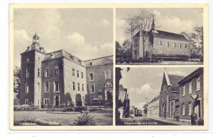 4156 WILLICH - NEERSEN, Schloß, Hauptstrasse, Kapelle in Klein-Jerusalem