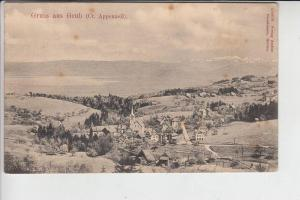 CH 9035 GRUB (Ct. Appenzell) 1911