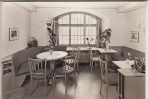 CH 8253 DIESSENHOFEN, Cafe Klosterhaus, Innenansicht