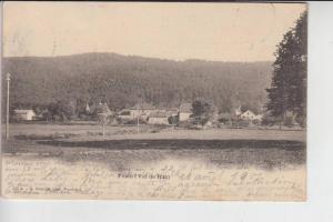 CH 2063 FENIN / Val de Ruz, 1901, Briefmarke fehlt