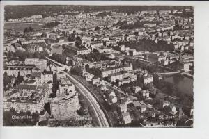 CH 1200 GENF - GENEVE, Luftaufnahme - Charmilles - St.Jean