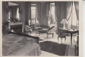 CH 1814 LA TOUR LE PEITZ, Hotel Rive-Reine, Boudoir rose, 1952