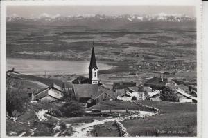 CH 1453 BULLET & les Alpes