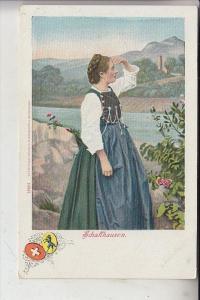 CH - SCHAFFHAUSEN, Tracht, ca. 1905