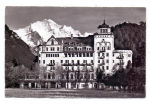 CH 3800 INTERLAKEN BE, Hotel Savoy, Jungfrau