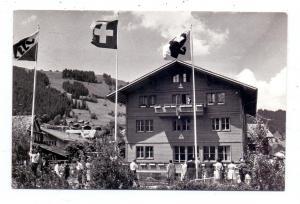 CH 3770 ZWEISIMMEN BE, Jugendherberge und Musikhaus