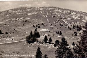 CH 1264 ST. CERGUE VD, La Dole, 1957