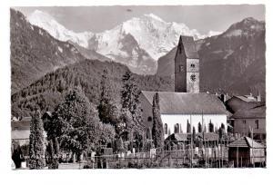 CH 3800 UNTERSEEN BE, Kirche