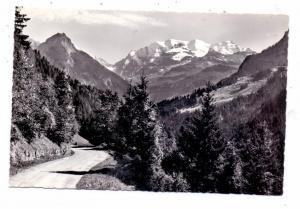 CH 3723 REICHENBACH - KIENTAL BE, Strasse nach Kiental