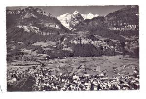 CH 3860 MEIRINGEN BE, Panoramaansicht