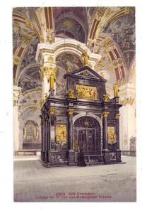 CH 8840 EINSIEDELN SZ, Inneres der Kirche und Muttergottes Kapelle, Photoglob