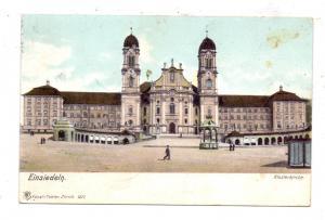 CH 8840 EINSIEDELN SZ, Klosterkirche, Künzli-Tobler, 1906