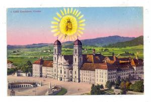 CH 8840 EINSIEDELN SZ, Das Kloster, Photoglob, 1929