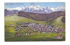 CH 8840 EINSIEDELN SZ, Gesamtansicht, Photoglob, 1914