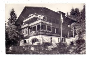 CH 3718 KANDERSTEG BE, Ferienheim Bergfried, 1966