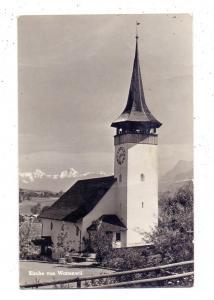 CH 3665 WATTENWIL BE, Kirche, 196.. Druckstelle