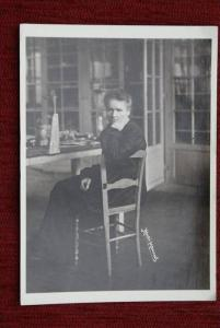 MEDIZIN - Marie Curie / 1867 - 1934, Nobelpreis 1903 Foto - modern