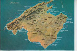 LANDKARTEN - MAPS - MALLORCA