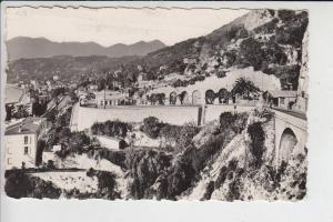 GRENZE - FRONTIER, MENTON - ITALIA 1957
