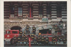 FEUERWEHR - New York City Fire Dept. 1973