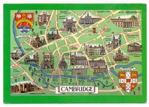 LANDKARTEN / MAPS - CAMPBRIDGE