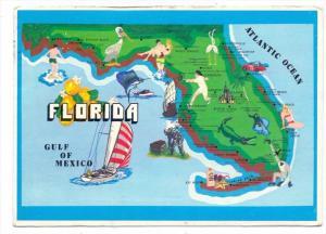 LANDKARTEN / MAPS - FLORIDA