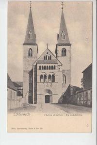 L 6400 ECHTERNACH, Abteikirche,  NELS-Luxemburg, Serie 5, No.18
