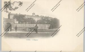 ALGERIE - SAIDA, L'Hopital, ca. 1905