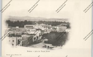 ALGERIE - BISKRA, pris de Royal Hotel, ca. 1905