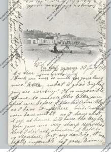 ENGLAND - SUFFOLK - FELIXSTOWE, The Beach, 1901