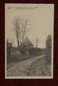 B 4950 WEISMES - OVIVAT, La Chapelle du Chenaux