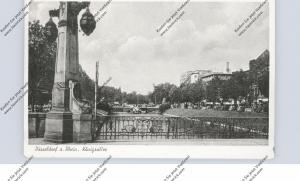 4000 DÜSSELDORF, Königsallee, 1951
