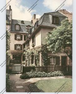5300 BONN, BEETHOVEN - Haus, Gartenasicht