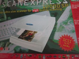 Mustek Scan Express 12.000 SP