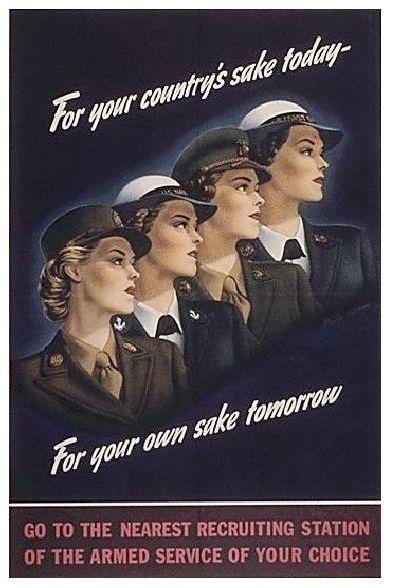 Propaganda 2. Weltkrieg USA Um Deines Landes willen (Neudruck als Postkarte)