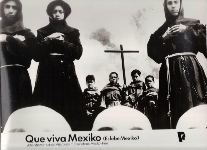 DDR DEFA Kino Aushangfotos Progress Filmverleih Que viva Mexiko P6