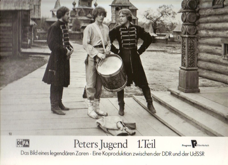 DDR DEFA Kino Aushangfotos Progress Filmverleih Peters Jugend 1.Teil P12