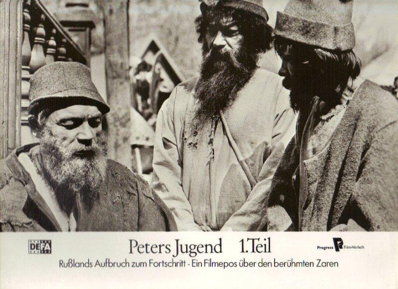 DDR DEFA Kino Aushangfotos Progress Filmverleih Peters Jugend 1.Teil P13