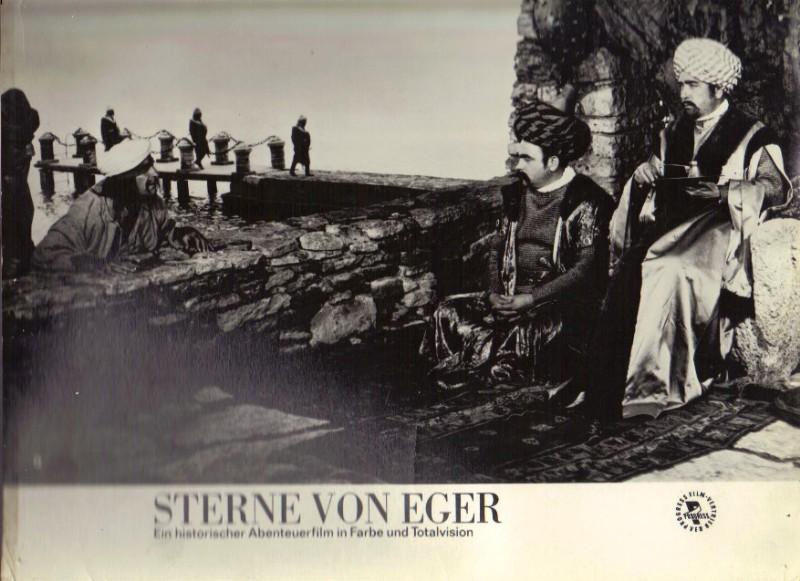 DDR DEFA Kino Aushangfotos Progress Filmverleih Sterne von Eger P14