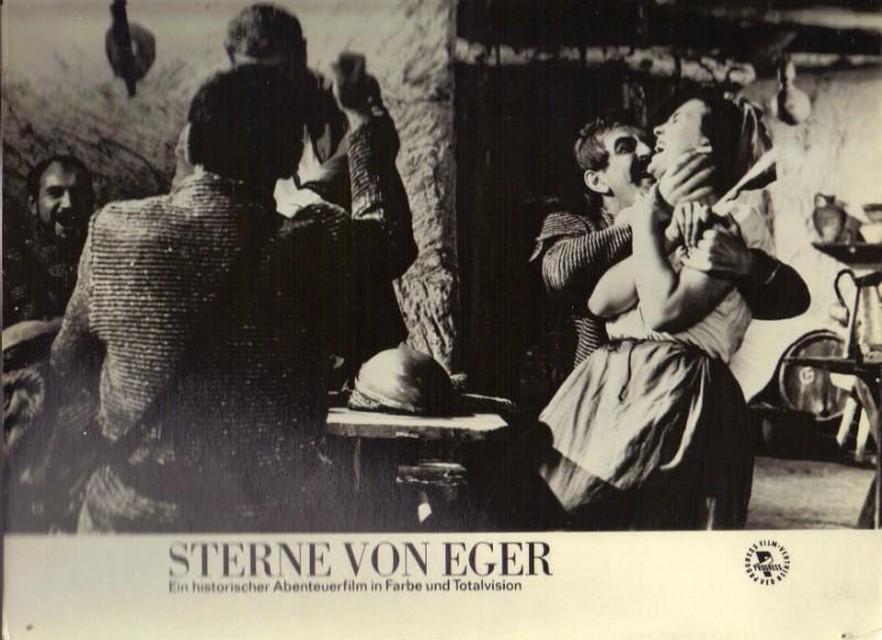 DDR DEFA Kino Aushangfotos Progress Filmverleih Sterne von Eger P15