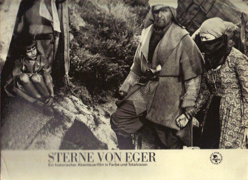 DDR DEFA Kino Aushangfotos Progress Filmverleih Sterne von Eger P19