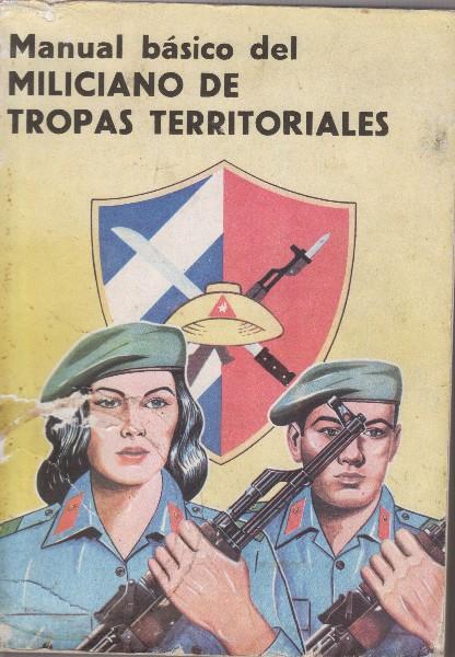 Cuba Kuba Handbuch Territorialmilizen