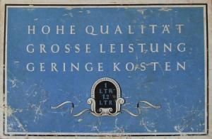Opel Modellprogramm 1928 Automobilprospekt