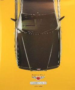 "Lewandowski ""Bentley Continental R"" Bentley-Historie 1991"