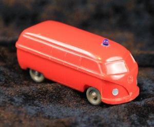 Wiking Volkswagen Bus T1 Feuerwehr 1958