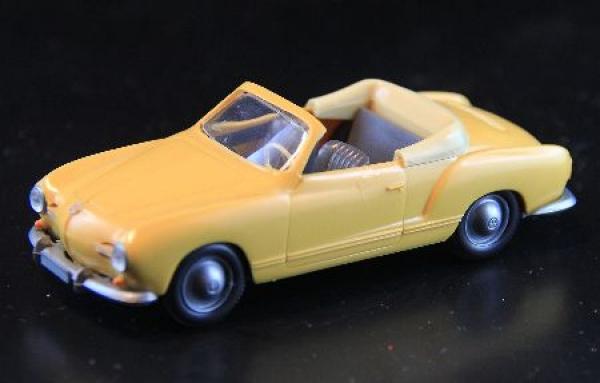 Wiking Volkswagen Karmann Ghia 1970 Plastikmodell
